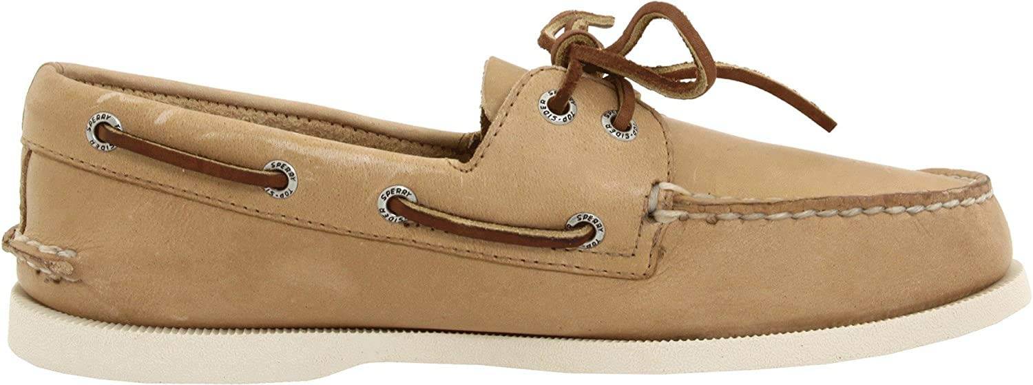 Sperry Mens Authentic Original Boat Shoe - Oatmeal - 9
