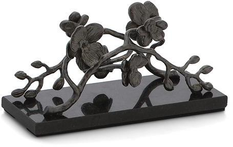 Michael Aram Black Orchid Vertival Napkin Holder - 110825