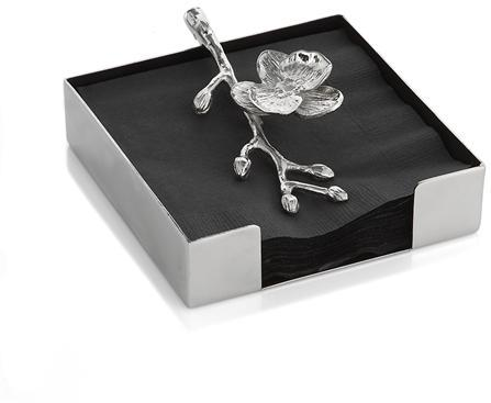 Michael Aram White Orchid Cocktail Napkin Holder - 111804