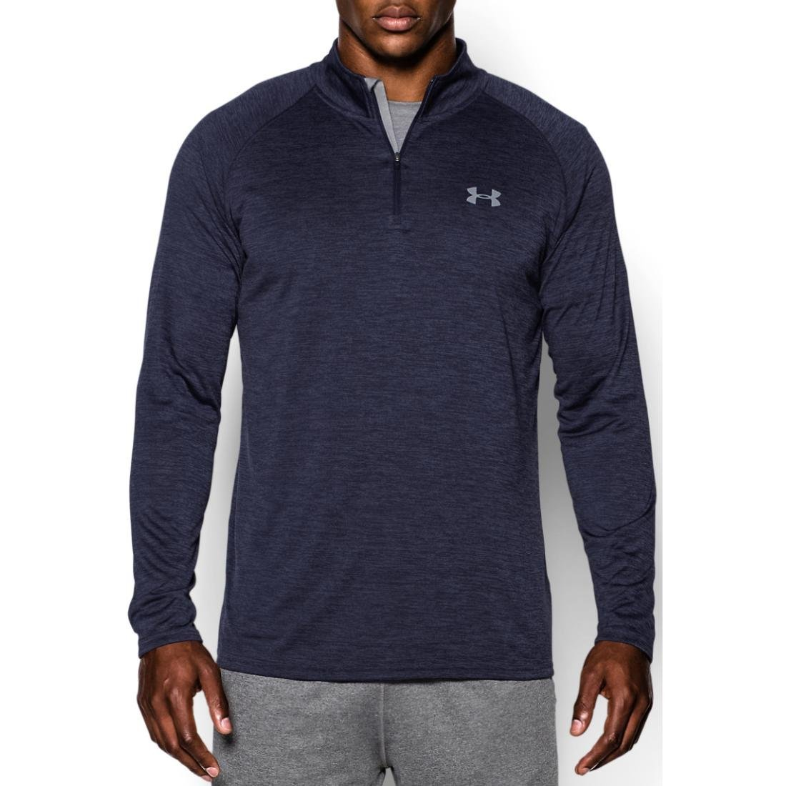 Under Armour - 1242220-414-NVY-L