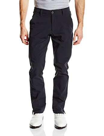 Under Armour Mens Match Play Golf Pants Tapered Leg - 32/32 - Steel Gray