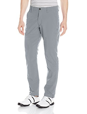 Under Armour Mens Match Play Golf Pants  Tapered Leg - 36/32 - Steel Gray