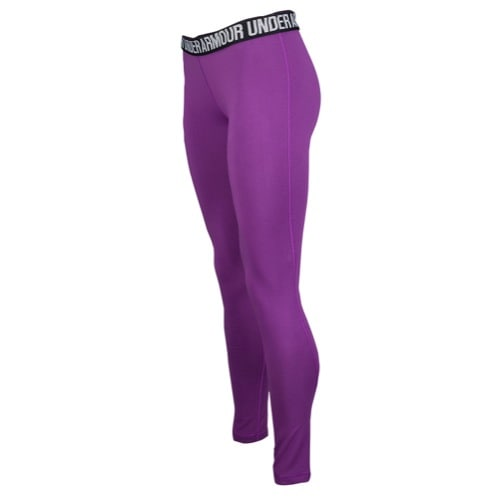 Under Armour Favourite Legging-Wordmark Womens Leggings - AW15 - L - MEGA MAGENTA