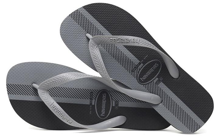 Havaianas Mens Top Conceitos Sandal Flip Flop - Navy Blue - 37/38 BR