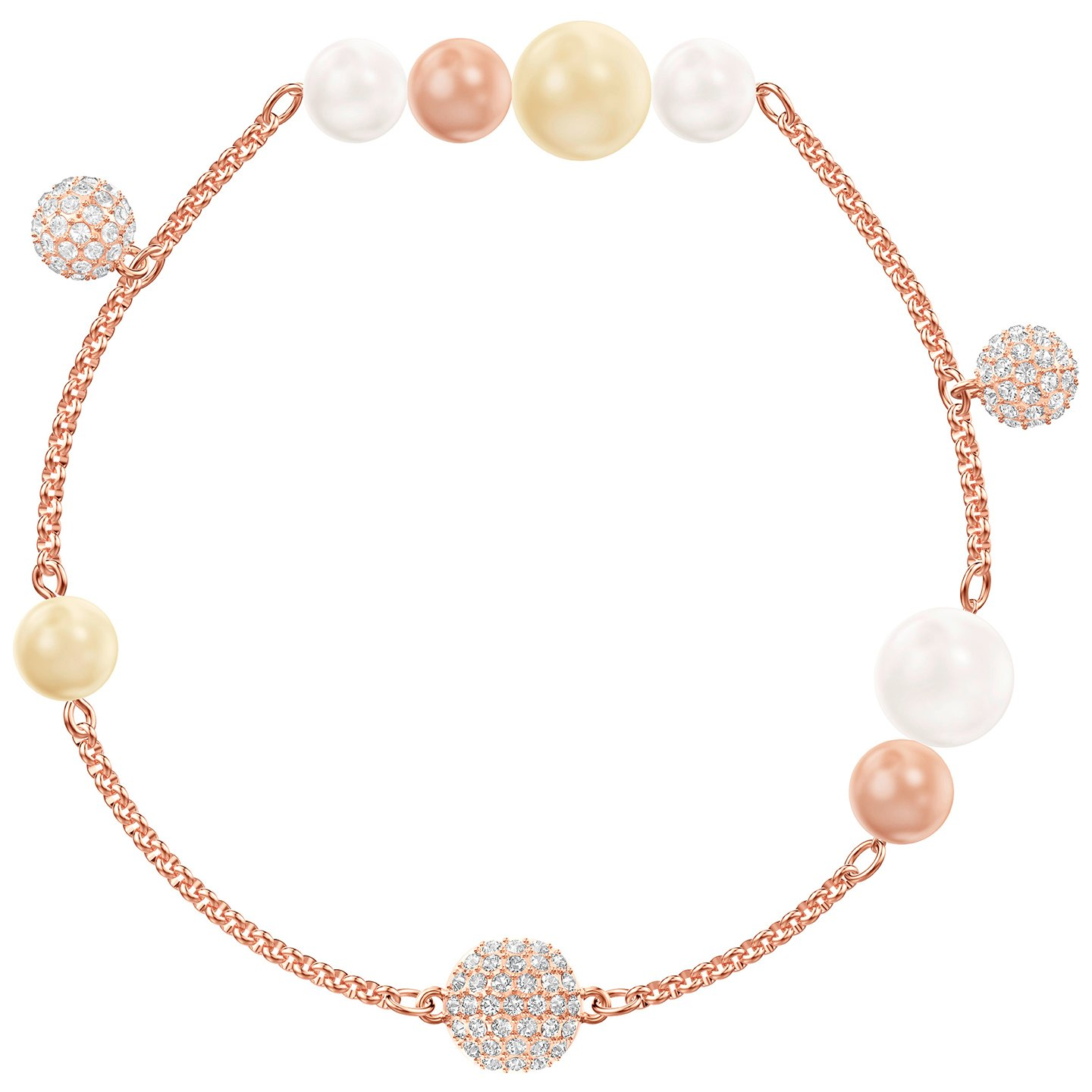 Swarovski Remix Collection Pearl Strand