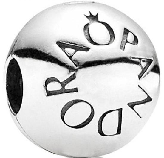 PANDORA Loving PANDORA Logo Clip - 791015