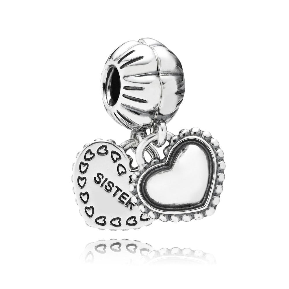 Pandora My Special Sister Pendant Charm - 791383