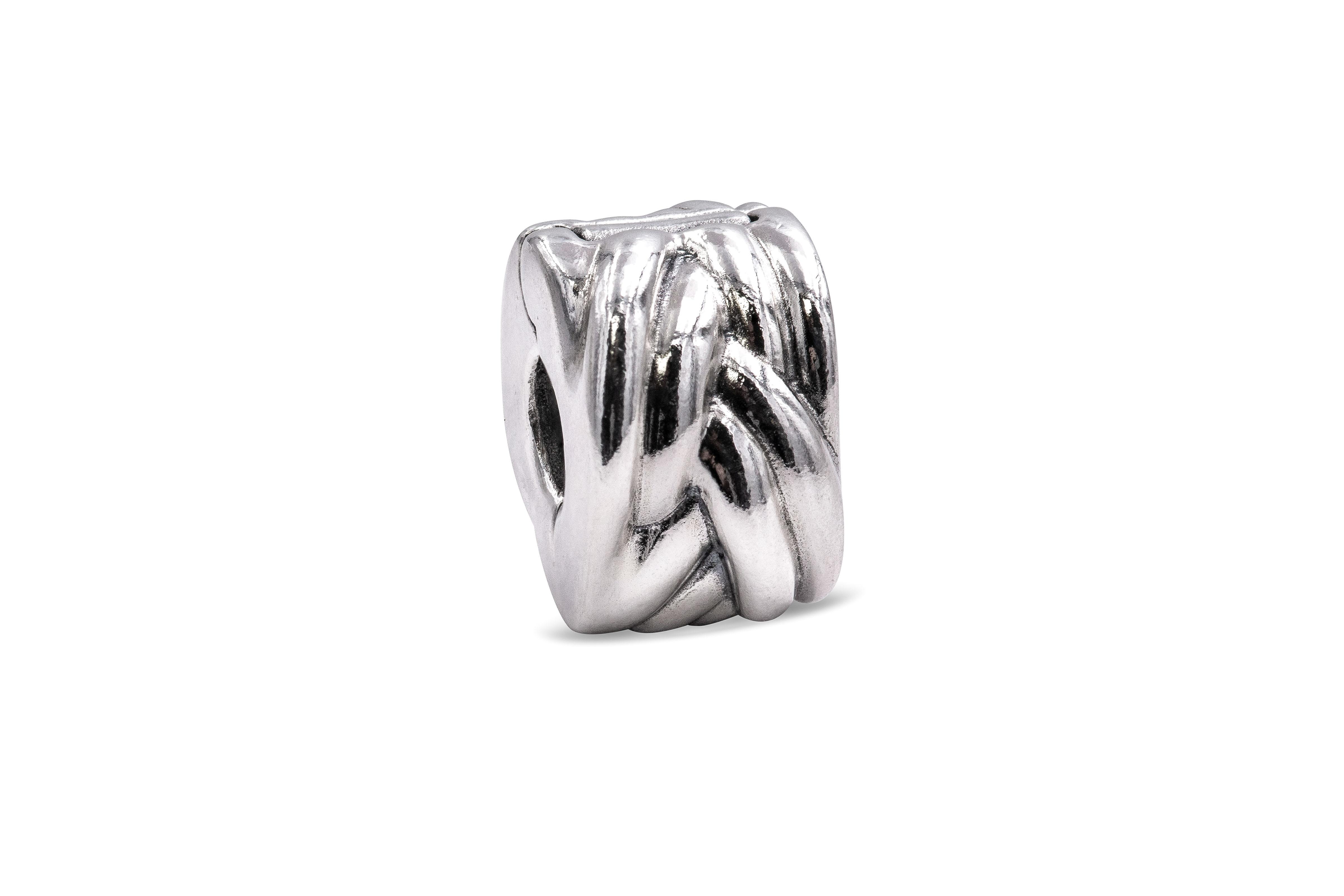 Pandora Braided Clip Charm - 791774