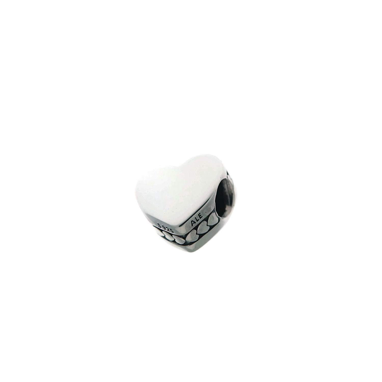 PANDORA Heart silver charm - 792015