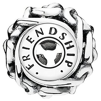 Pandora FRIENDSHIP ESSENCE COLLECTION charm in Silver - 796057