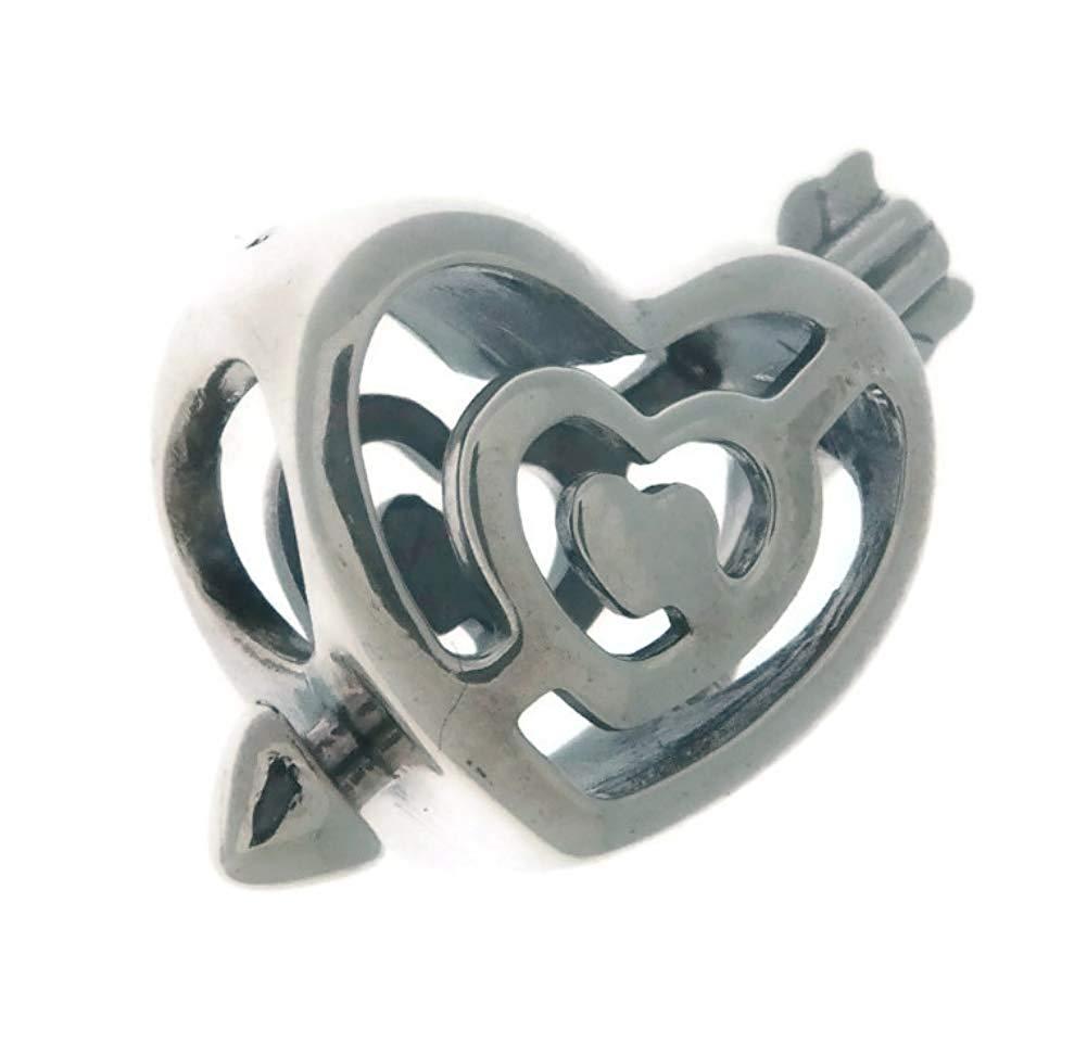 PANDORA Path to Love Charm 925 Sterling Silver - 797814