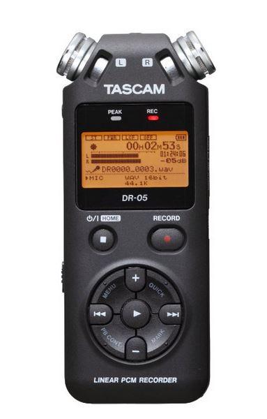 TASCAM Portable Digital Recorder (Version 2) - DR-05
