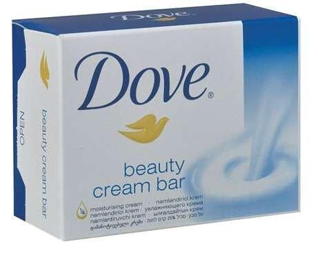 Dove Original Beauty Cream Bar White Soap 100 G / 3.5 Oz Bars (Pack of 12)