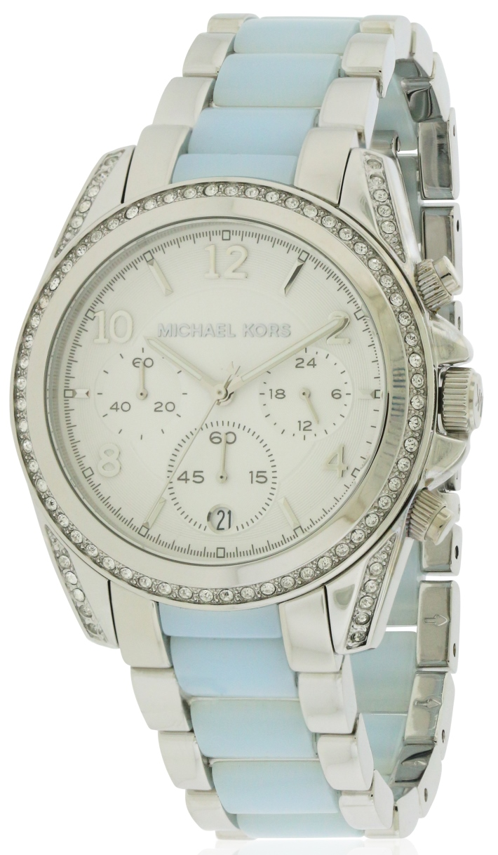 Michael Kors Blair Two-Tone Ladies Watch MK6137