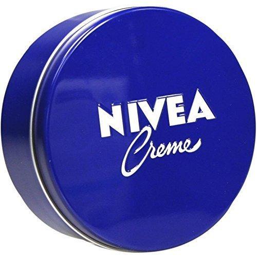 German Nivea Creme Cream in 400ML/ 13.52oz in metal tin
