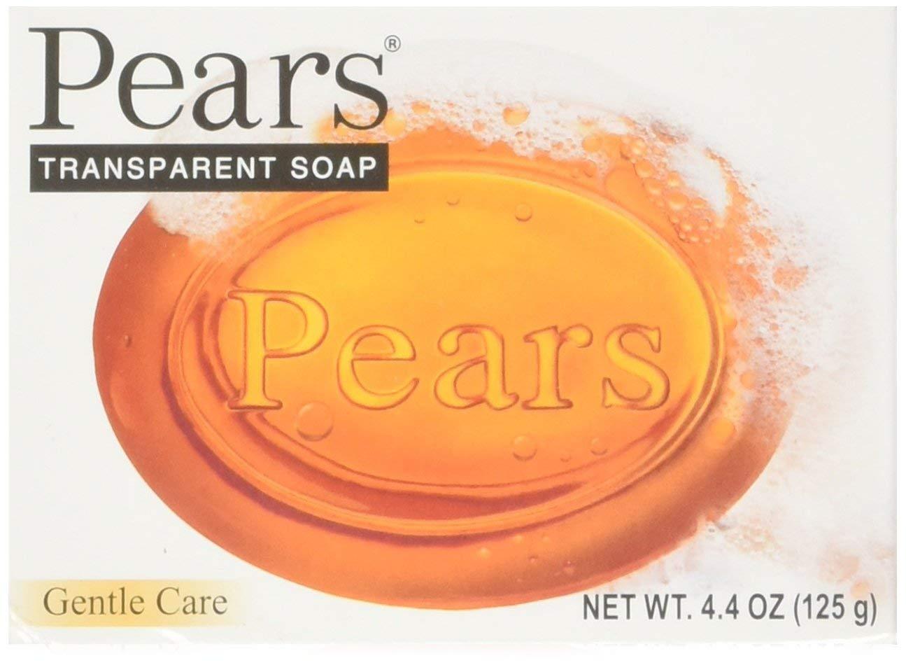 Pears Transparent Original Soap - 4.4 Oz - 12 Pack