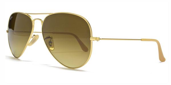 Ray-Ban Aviator Large Metal Unisex Sunglasses RB3025-112/85-58