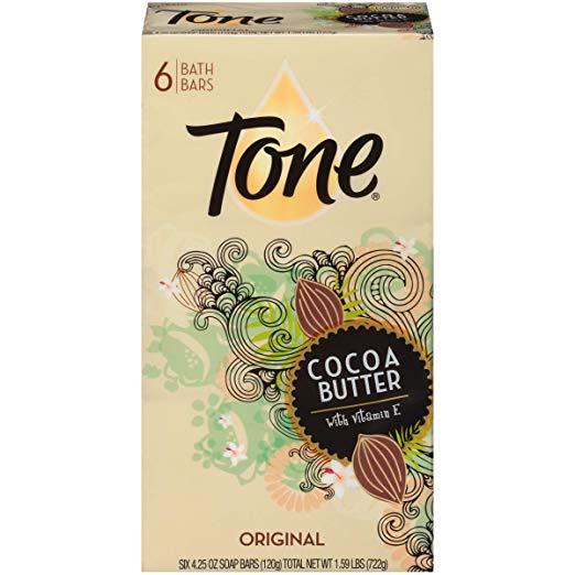 Tone Bath Bar - PACK OF 6 - Original Scent